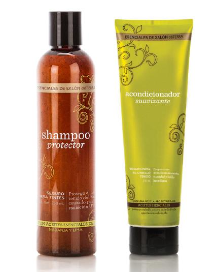 Shampoo y Acondionador paquete