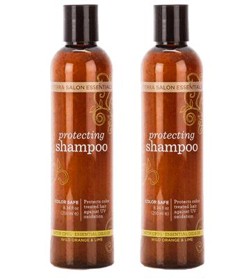 Esenciales de Salón Shampoo Paquete de 2